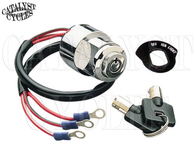 Ignition Switch With Round Key Harley Ignition Switch