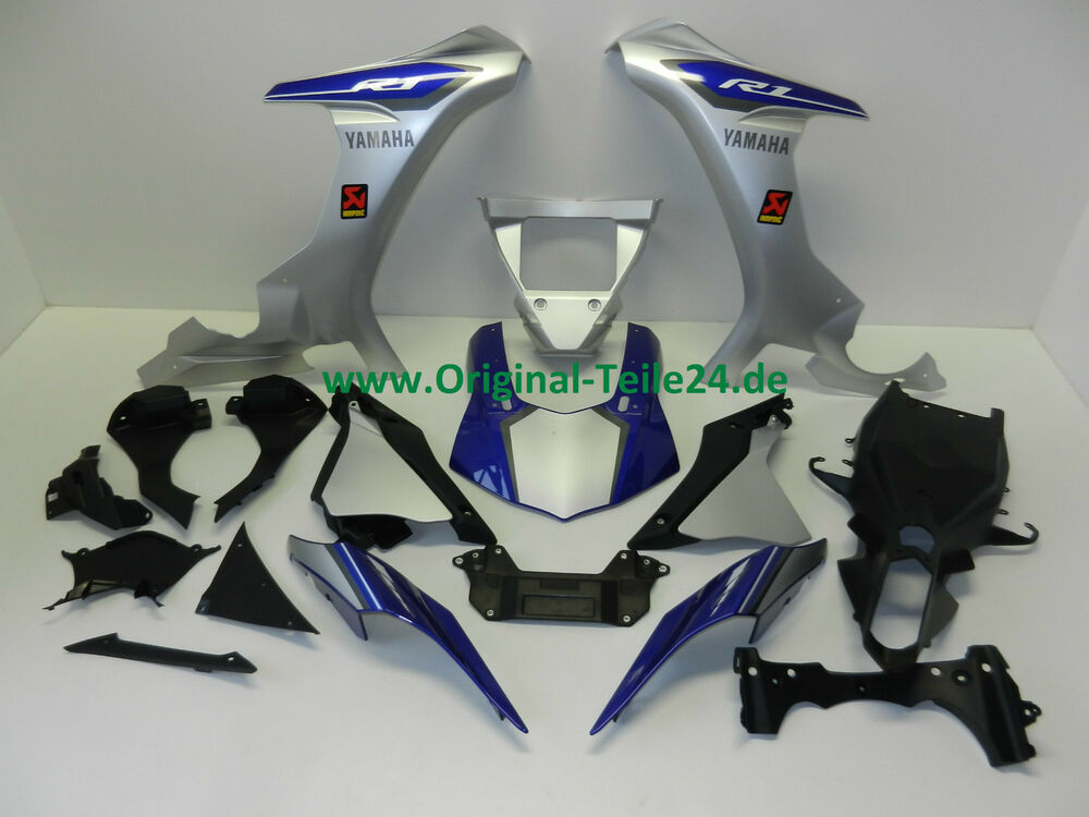 yamaha yzf r1 rn32 verkleidung 15 2015 verkleidungssatz. Black Bedroom Furniture Sets. Home Design Ideas