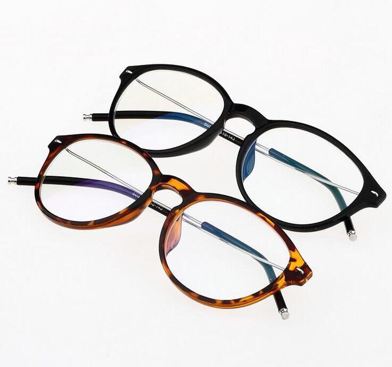 vintage hd resin lens reading glasses fashion