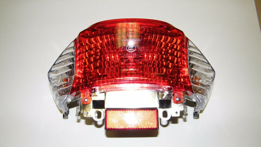 Chinese Scooter Tail Light Gy6 50cc Tao Tao Atm50a1  Peace