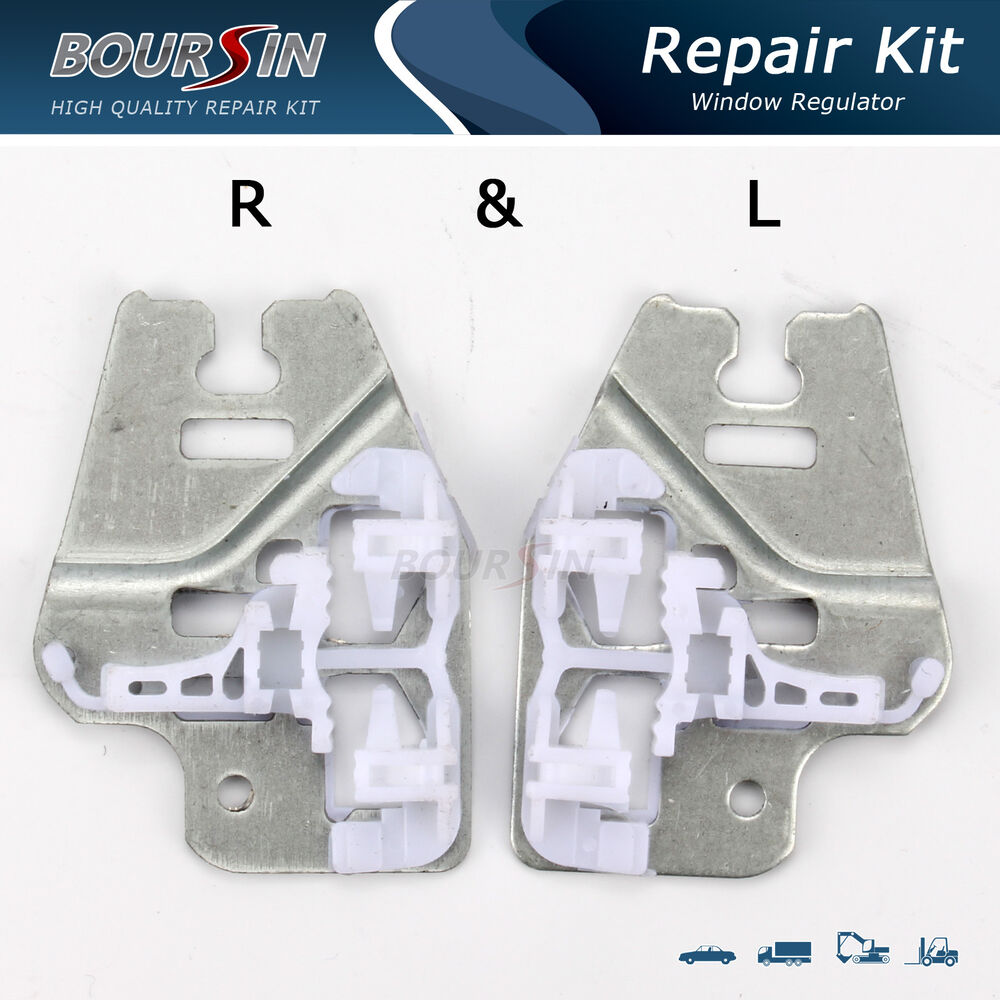 Window Regulator Repair Kit Clip Fits Bmw E46 323i 325xi