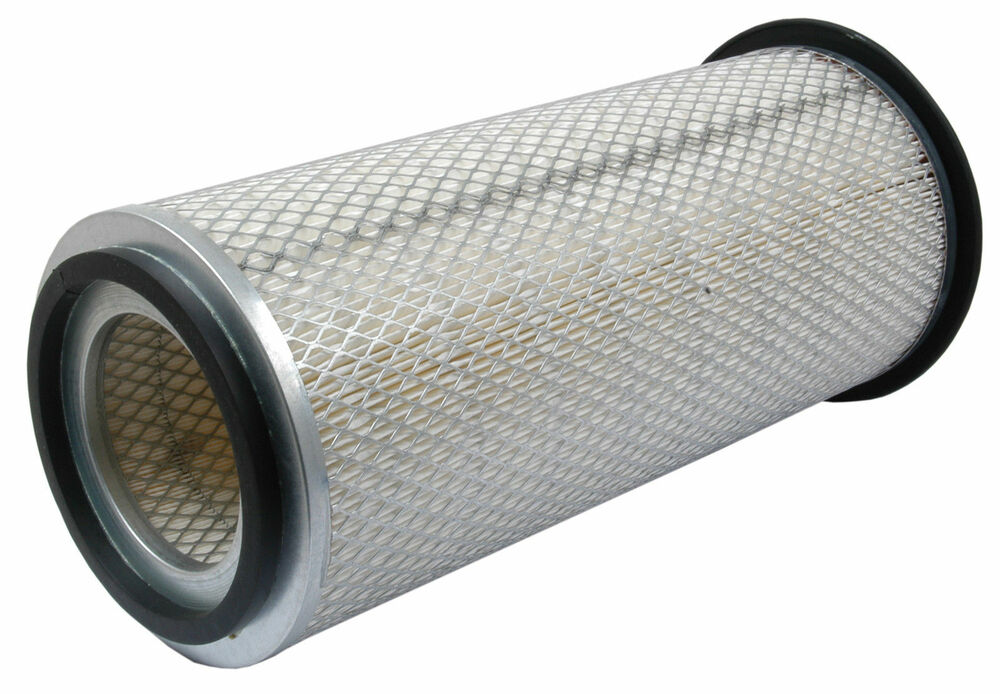 Ford 555 Backhoe Air Cleaners : New holland filter air outer s