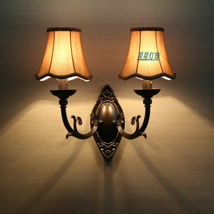 Jeff Wall Light Bulb Room : 5W Vintage LED Wall Sconces Fixture Light Hall Living Room Canteen E27 Lamp Bulb eBay
