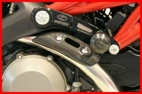 EVOTECH TAMPONI PARATELAIO SPECIFICI DUCATI MONSTER 696 / 796 / 1100 SAVE CARTER