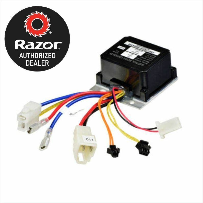 Razor W20136401015 Power Rider Scooter Control Module