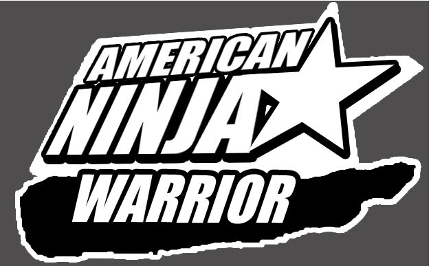 American Ninja Warrior Decal 4 Quot X 3 Quot Vinyl Sticker Ebay