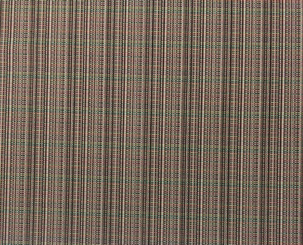 Outdura cadence multi woven rainbow stripe outdoor fabric for Outdoor fabric by the yard