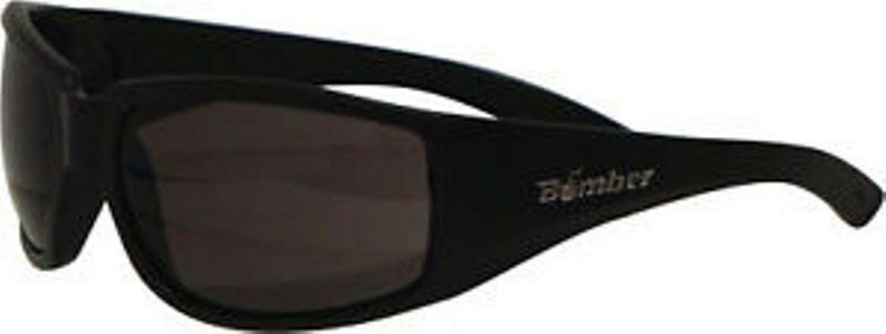 3788753e56c63 Bomber Eyewear Floating Sunglasses STINK Bomb Matte Black Smoke Grey Lens  ZF103 698075160134