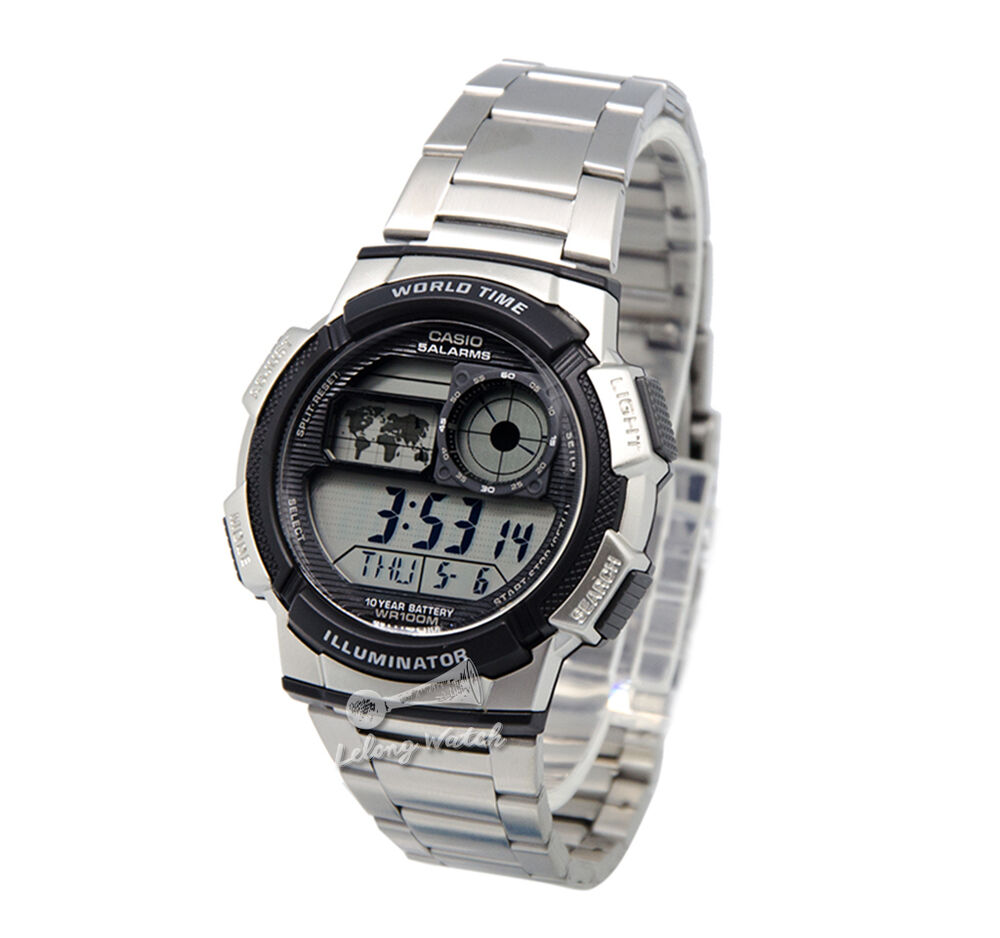 casio ae1000wd 1a digital brand new 100