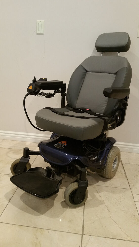 Shoprider Wheelchair Full Automatic With Electric Motor