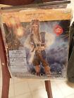 Pirates of the Caribbean Jack Sparrow Boys-Halloween Costume - Size Small
