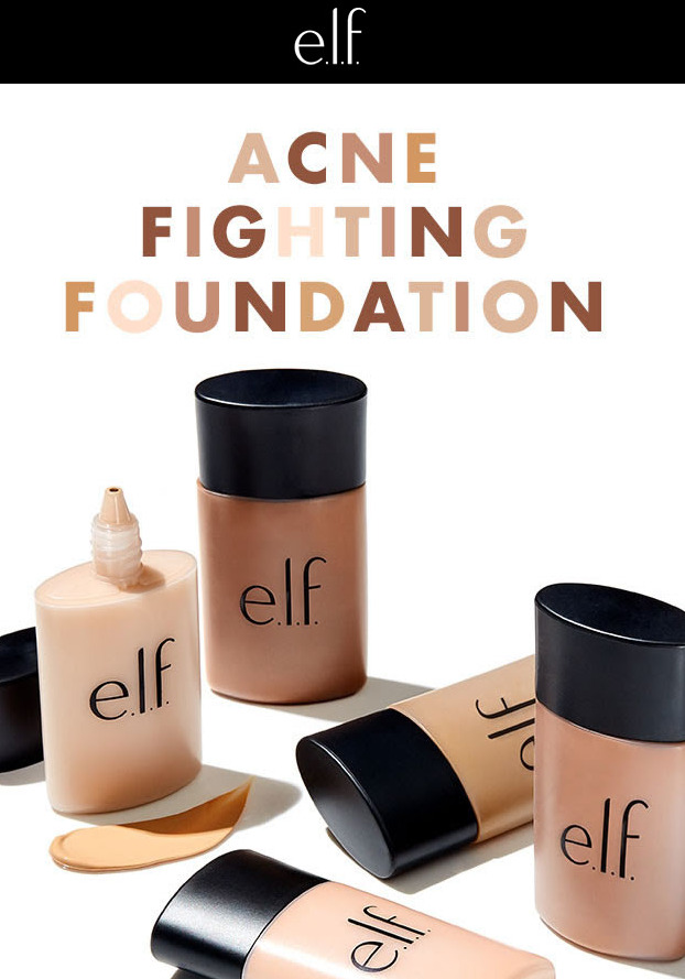 elf foundation buff