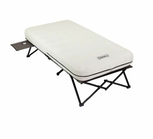 Coleman Cot Inflatable Air Mattress Airbed Bed Sleeping
