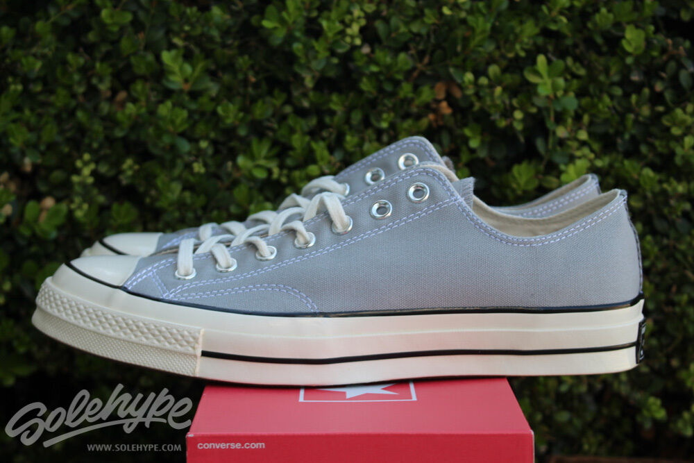 8195672dd0ecd7 Details about CONVERSE ALL STAR CHUCK TAYLOR CTAS 70 OX SZ 11 WILD DOVE  GREY 151228C