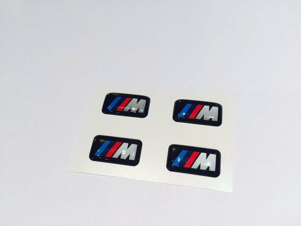 4x bmw m tec felgen alufgen rims aufkleber sticker logo emblem e46 f10 f20 f30 ebay. Black Bedroom Furniture Sets. Home Design Ideas