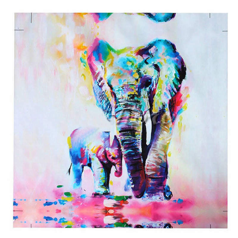 Canvas Prints Modern Home Decor Animal Wall Art Picture