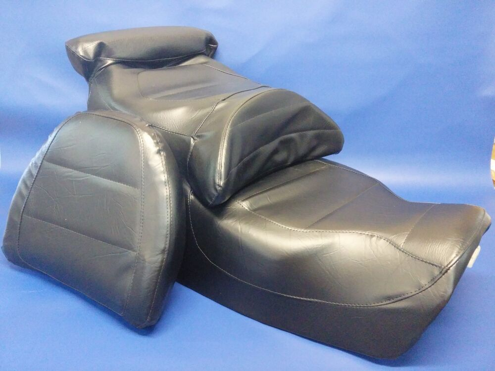 GL1500 Seat Cover Gold Wing Goldwing & BACKREST B in 25 ...