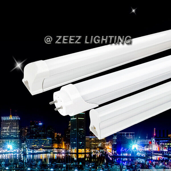 T8 Light Fixture 2ft: T5/T8/T10/T12 White LED Tube Light 2FT/3FT/4FT Fluorescent
