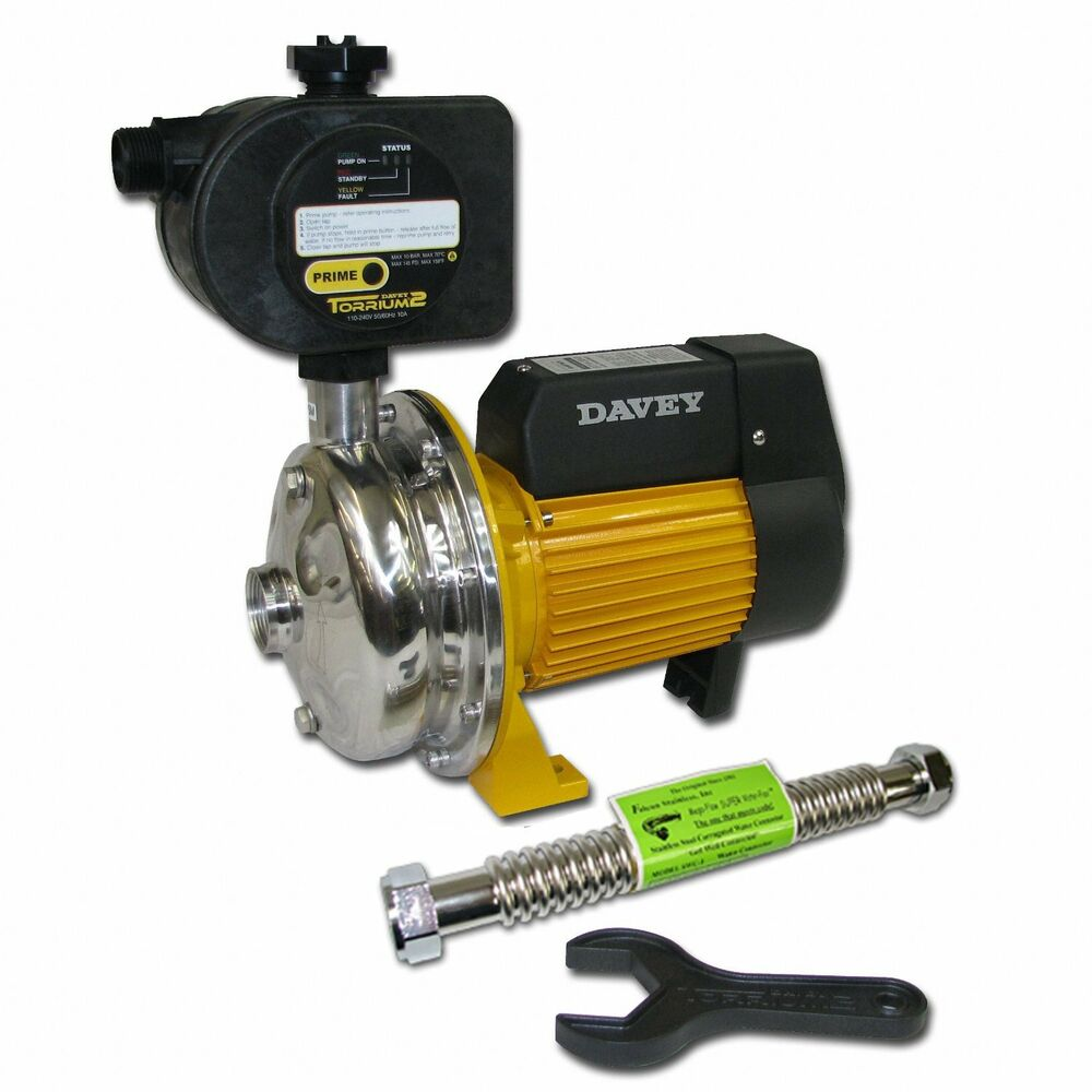 Pressure Booster Systems : Davey water products bt usa home pressure booster