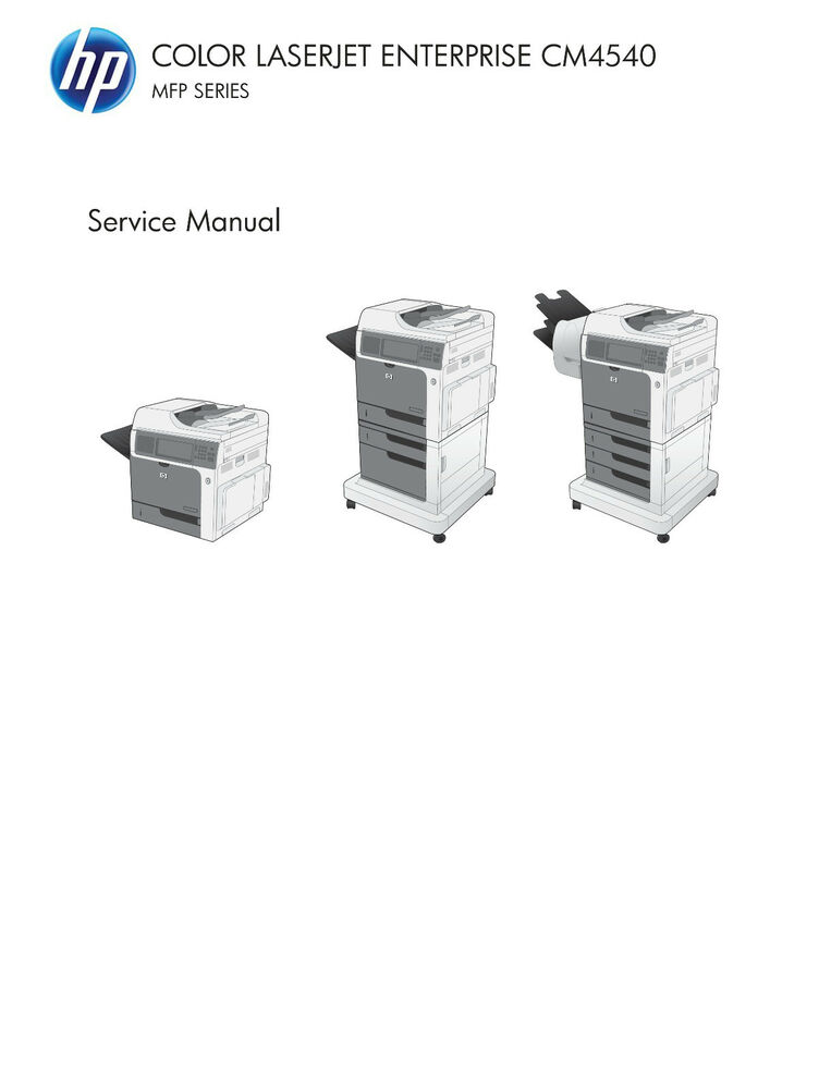 hp color laserjet cp1215 printer service manual