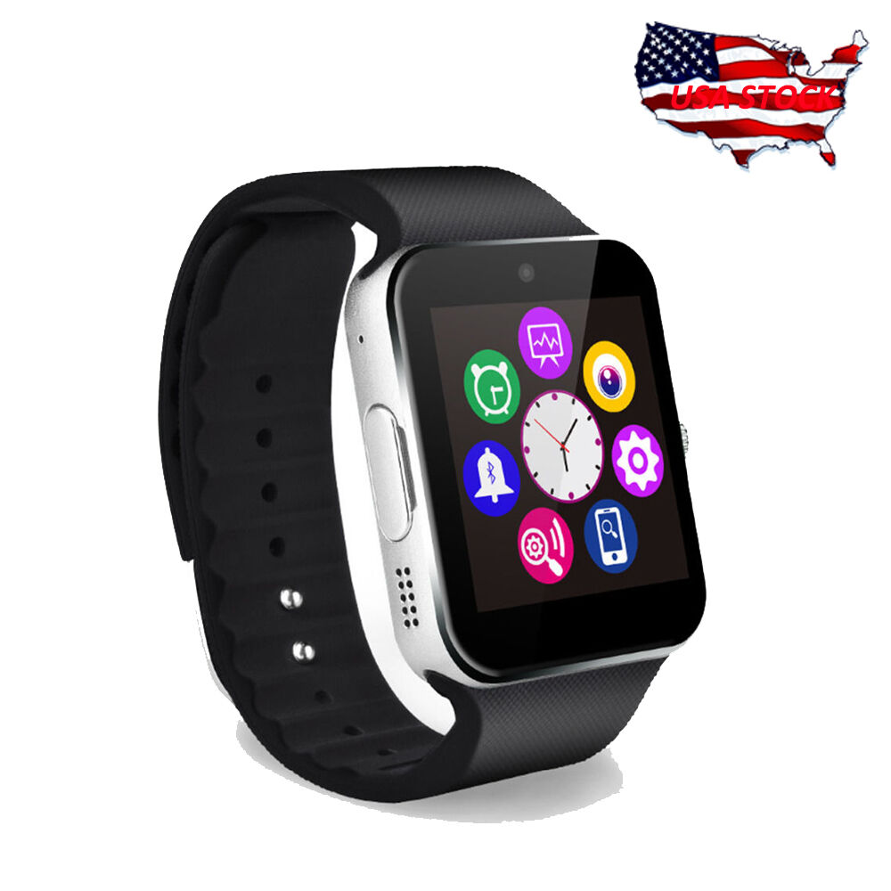 iphone smart watches bluetooth smart phone mate gprs touch screen 12327