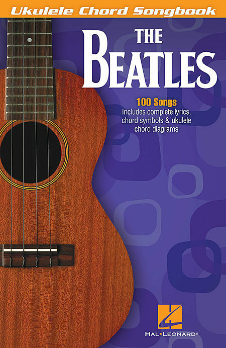 The Beatles Ukulele Chord Music Songbook 100 Songs Ebay