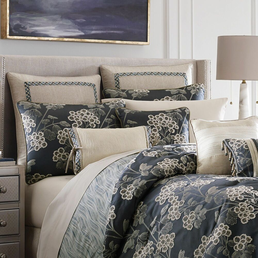 Find a bedding collection that suits you, pair your new comforter set with shams and decorative pillows to complete your purchase.