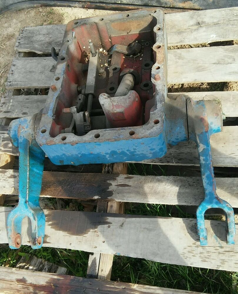 Farmall 504 Tractor 3 Point Lift Arms : Ford tractor pt hitch top rockshaft lift hold