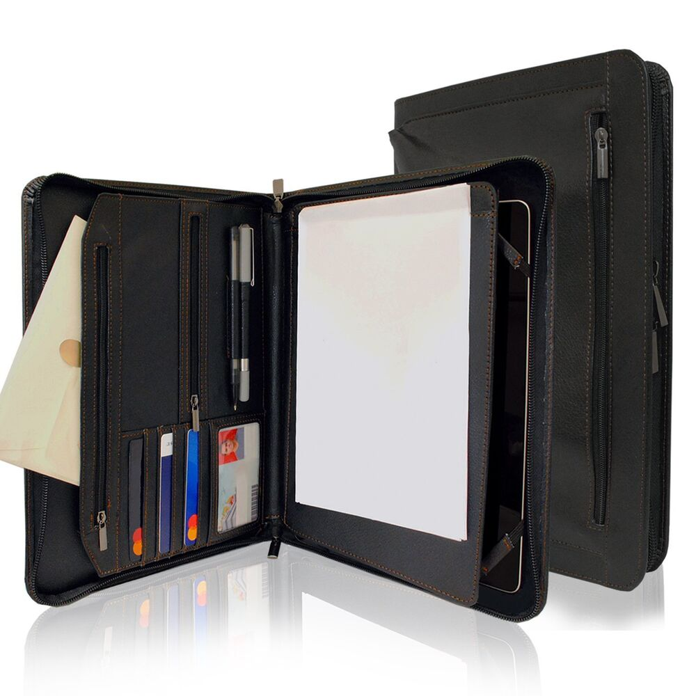 Case Cover For Apple Ipad Pro 12 9 Padfolio Notepad Holder