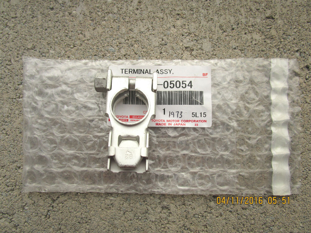 Details About 02 10 Toyota Sequoia Battery Positive Terminal Connector Brand New 05054