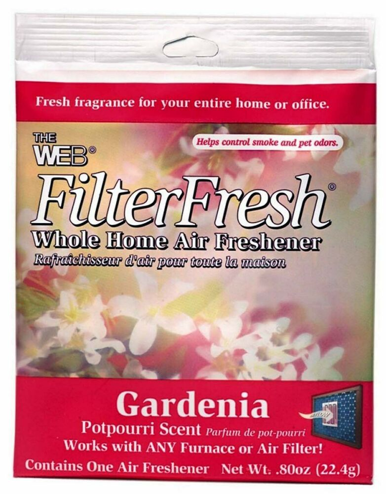 Scented Furnace Air Freshener Pad No Wgard Web Products
