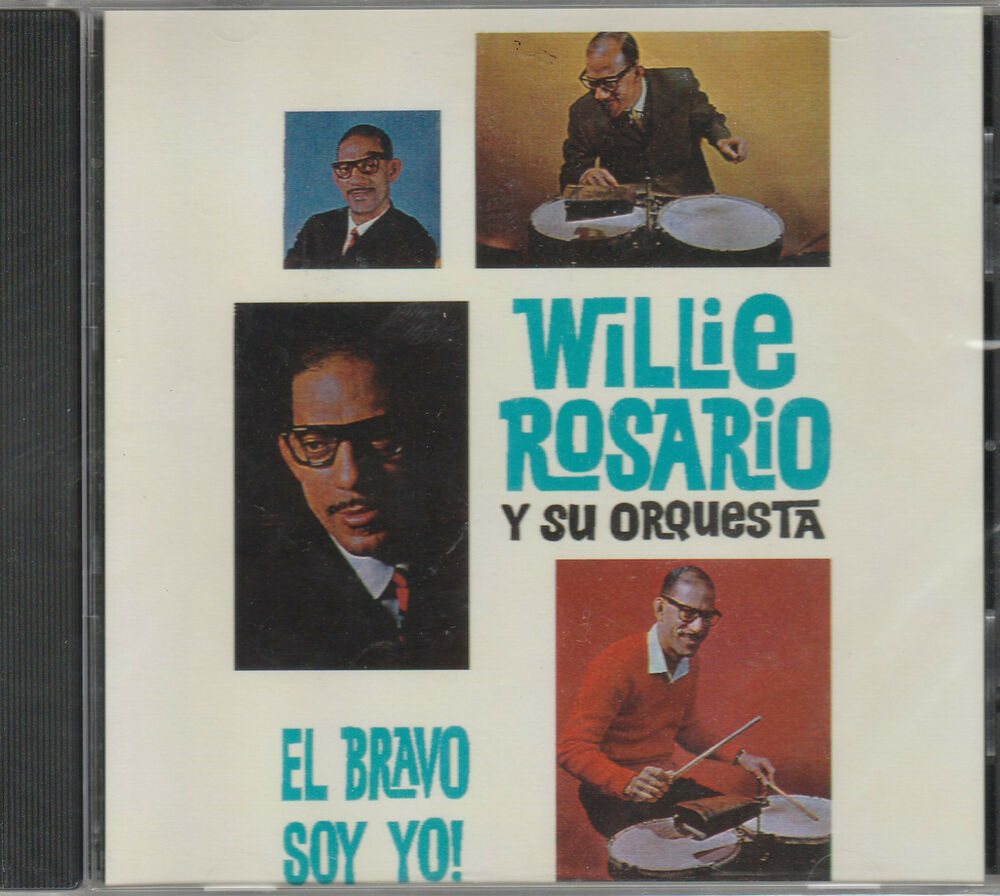 Willie Rosario And His Orchestra Two Too Much