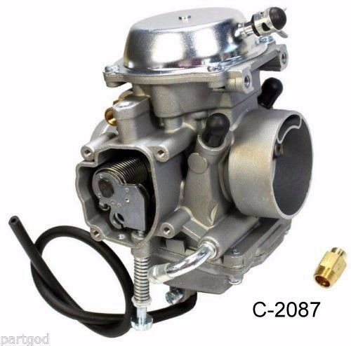 CARBURETOR FITS POLARIS SPORTSMAN 400 4X4 HO 2001 2002 ...