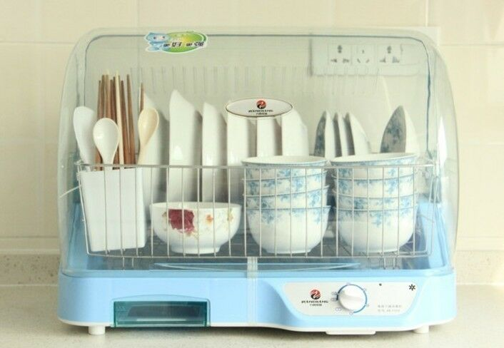 Countertop Dishwasher Indesit : new Compact Countertop Dish Dryer Portable Tabletop Small Mini ...