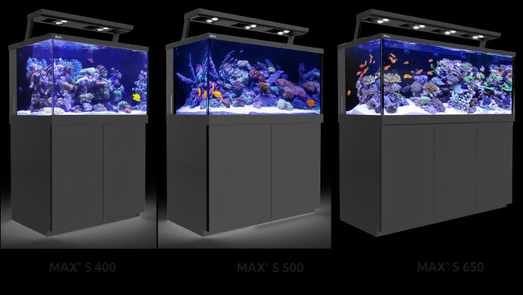 Red Sea Max S 500 Hd Led Series New Free Shipping