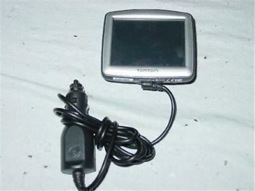 tomtom one canada 310 gps car navigation unit ebay. Black Bedroom Furniture Sets. Home Design Ideas