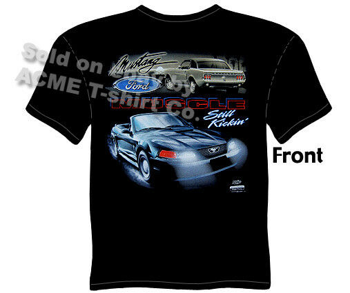 mustang t shirts ford shirt mustang apparel muscle car. Black Bedroom Furniture Sets. Home Design Ideas