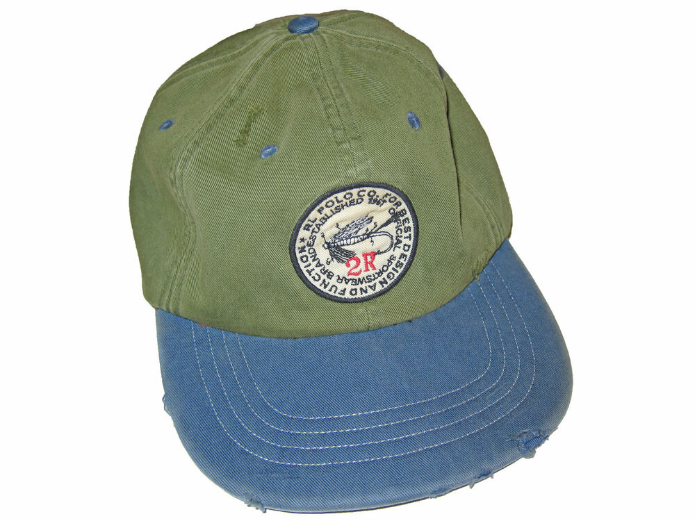 polo ralph lauren weathered fly fishing sportsman