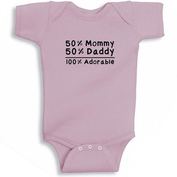 daddy onesie baby shower gift cute funny custom bodysuit mom ebay