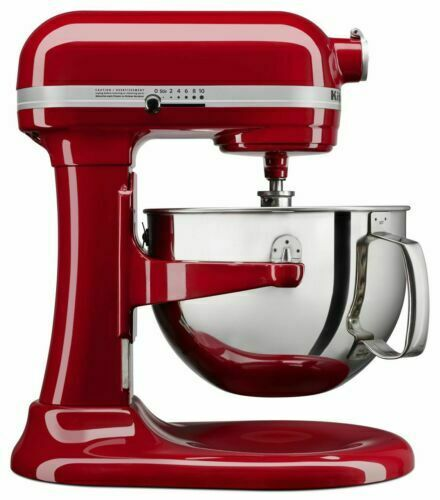 kitchenaid rkp26m1x refurb of kp26m1x pro 600 stand mixer 6 qt large capacity ebay. Black Bedroom Furniture Sets. Home Design Ideas