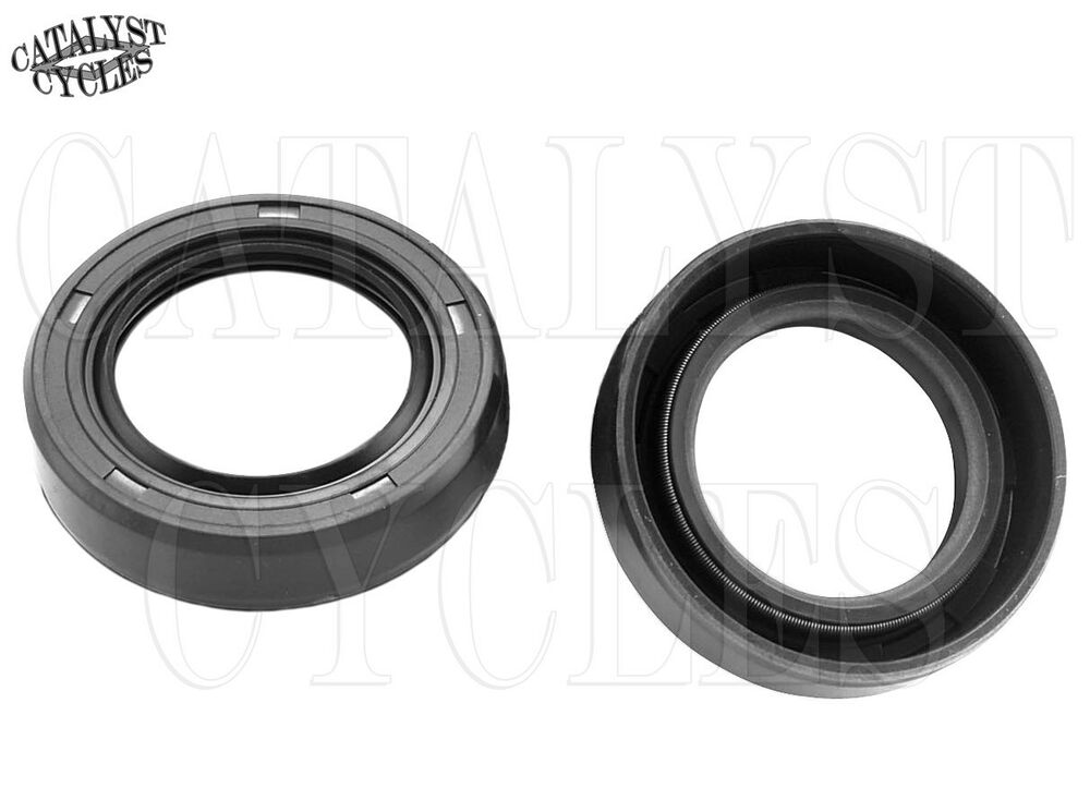 Wheel Hub Grease Seals : Wheel bearing oil seals for harley replaces