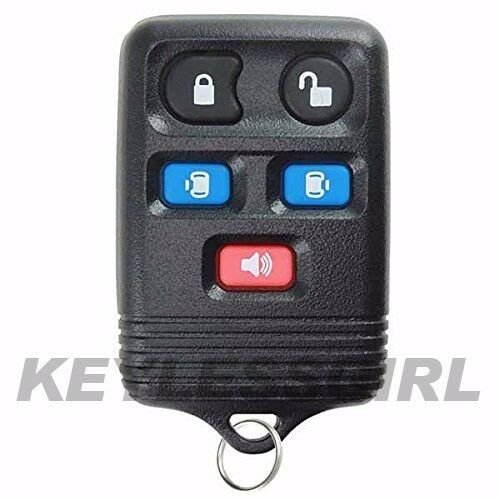 New keyless entry remote key fob clicker transmitter van for Door entry fobs