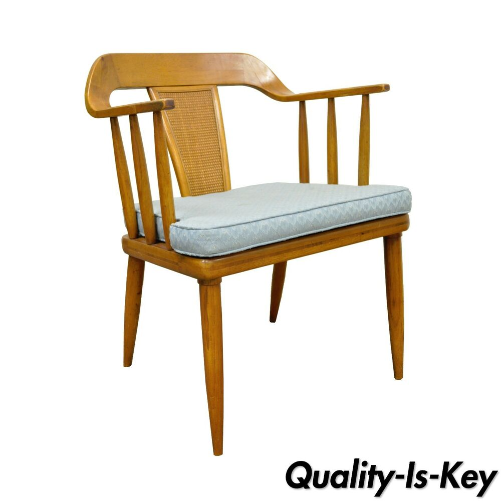 Midcentury Modern Dining Chairs: Vintage Tomlinson Sophisticate Mid Century Modern Dining
