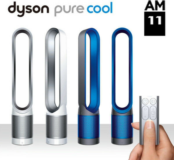 Dyson Air Multiplier Pure Cool Am 11 Iron Blue Am11