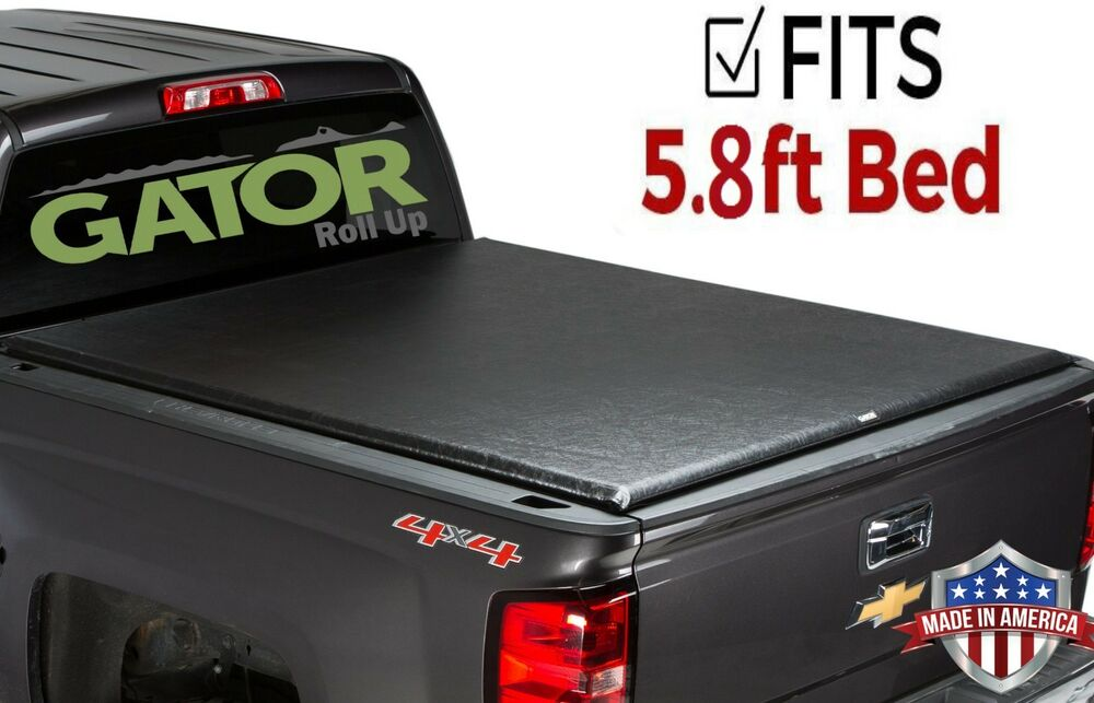Gator Roll Up Tonneau Cover Chevy Gmc Sierra Silverado