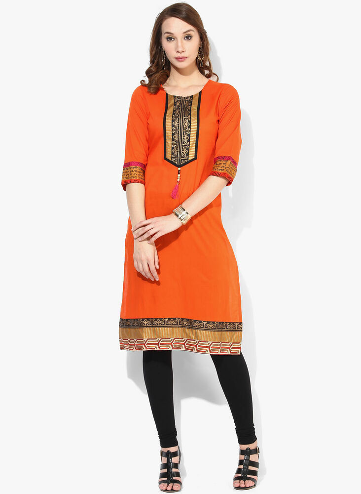 Wonderful  Kurta Kurti Designer Women Ethnic Dress Top WOMEN CLOTHING EDH  EBay