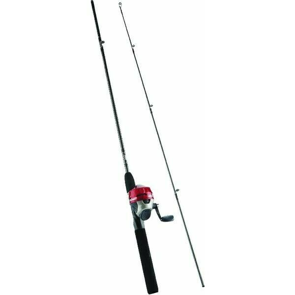 202 spincast combo fishing rod and reel part 1245lftkf ebay for Walmart fishing combos