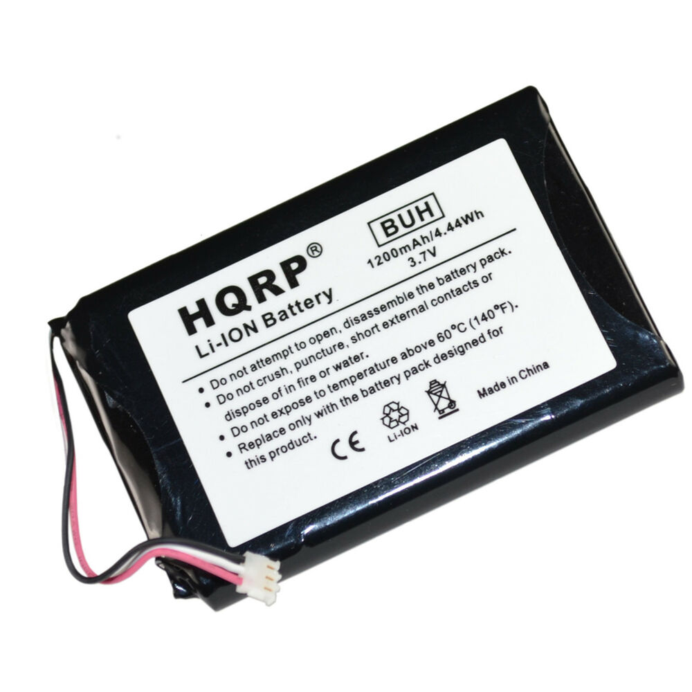 1200mah battery for garmin nuvi 1200 3790 models gps. Black Bedroom Furniture Sets. Home Design Ideas