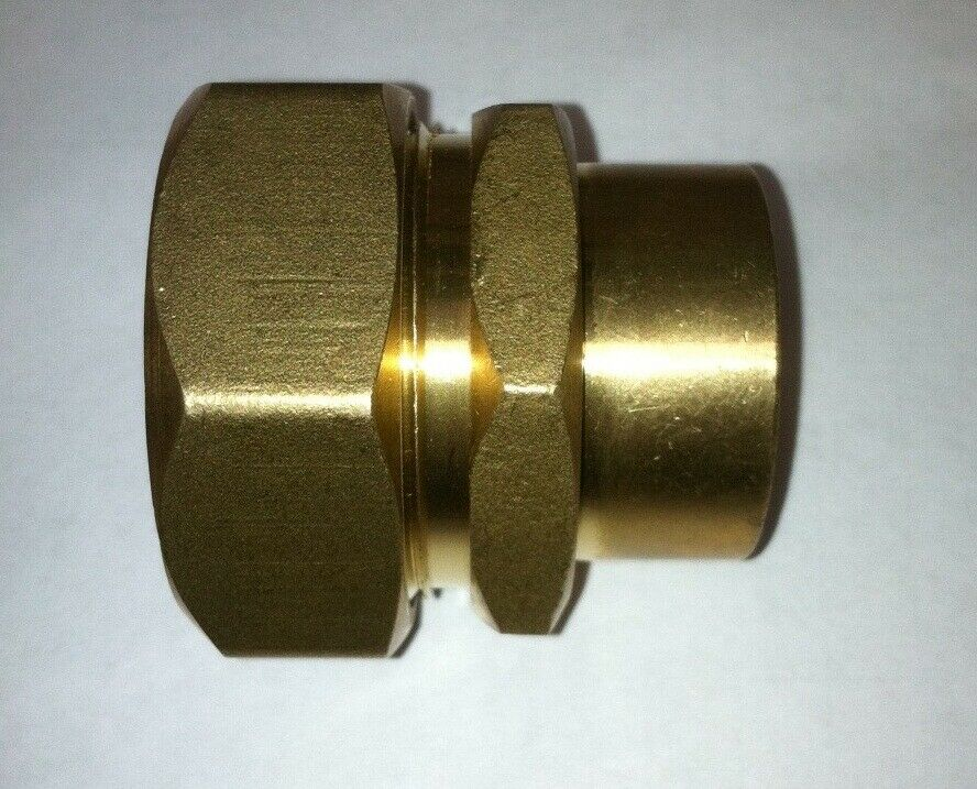 Quot pexworx pex al compression male sweat brass