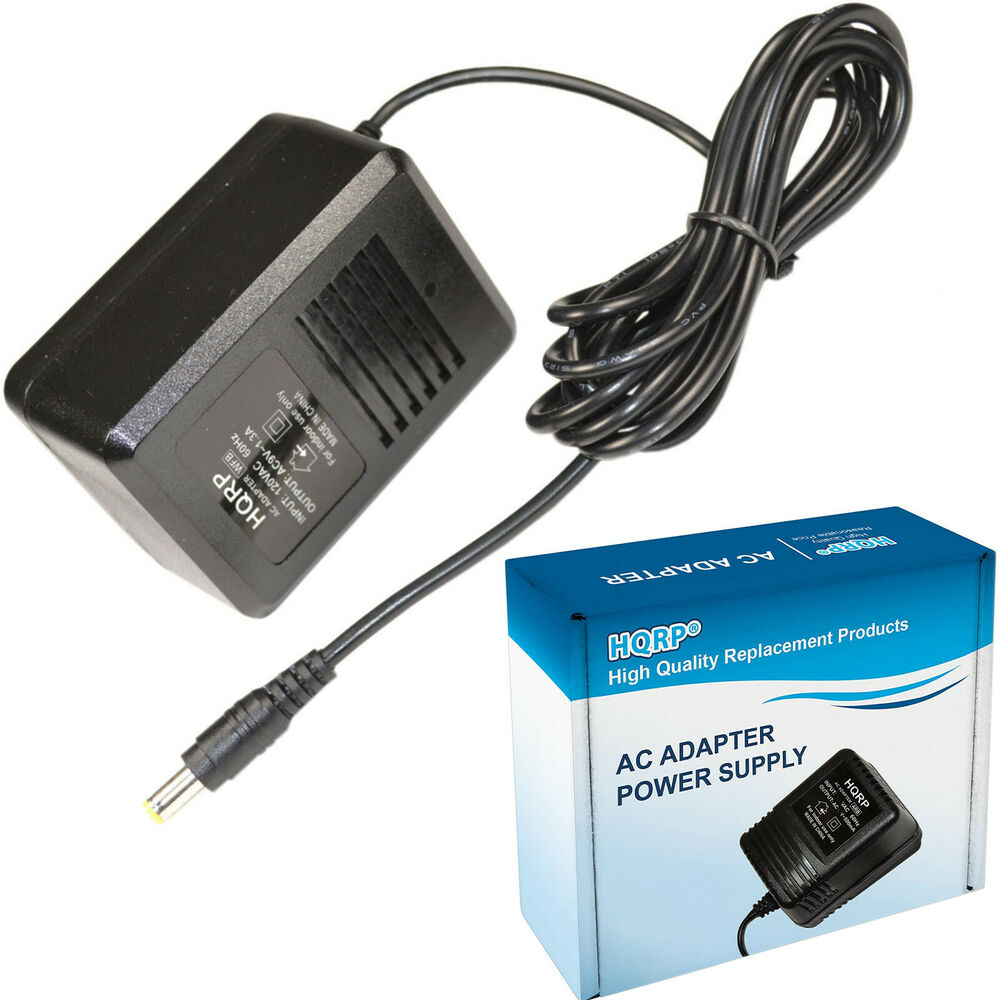 ac power adapter for digitech guitar multi effects pedals ps750 ps913b ps0913b ebay. Black Bedroom Furniture Sets. Home Design Ideas
